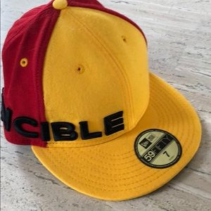 Iron Man Title Tag Baseball Cap marvel comics